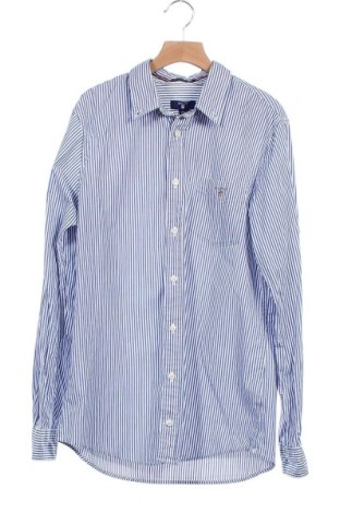Παιδικό πουκάμισο Gant, Μέγεθος 15-18y/ 170-176 εκ., Χρώμα Λευκό, Βαμβάκι, Τιμή 14,84€