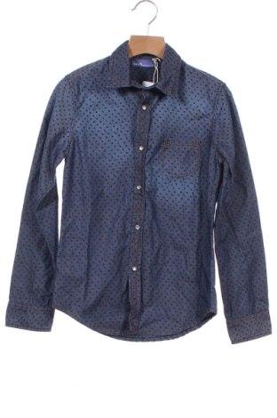 Παιδικό πουκάμισο Gaudi, Μέγεθος 7-8y/ 128-134 εκ., Χρώμα Μπλέ, 100% βαμβάκι, Τιμή 16,29€