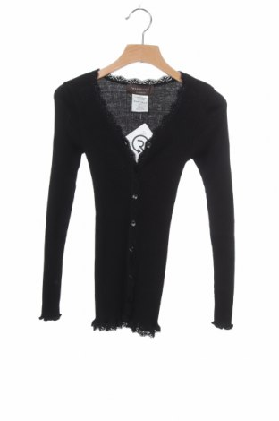 Παιδικό πουκάμισο Rosemunde, Μέγεθος 9-10y/ 140-146 εκ., Χρώμα Μαύρο, 55% μετάξι, 45% βαμβάκι, Τιμή 7,27€
