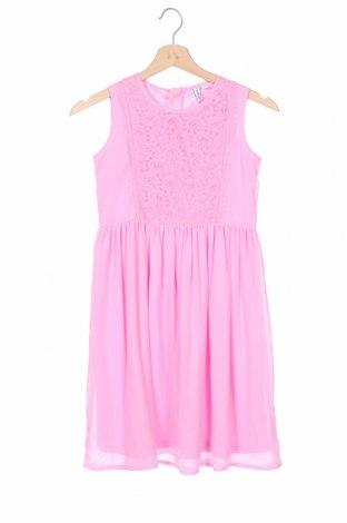 Παιδικό φόρεμα Friboo, Μέγεθος 10-11y/ 146-152 εκ., Χρώμα Ρόζ , Πολυεστέρας, Τιμή 10,91€