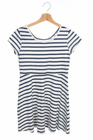 Παιδικό φόρεμα George, Μέγεθος 13-14y/ 164-168 εκ., Χρώμα Μπλέ, 60% βαμβάκι, 40% πολυεστέρας, Τιμή 4,32€