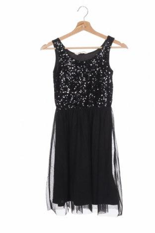 Παιδικό φόρεμα H&M, Μέγεθος 10-11y/ 146-152 εκ., Χρώμα Μαύρο, Πολυεστέρας, Τιμή 9,26€
