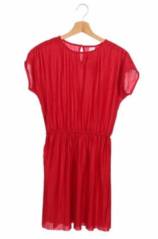Παιδικό φόρεμα Here+There, Μέγεθος 14-15y/ 168-170 εκ., Χρώμα Κόκκινο, Πολυεστέρας, Τιμή 12,70€
