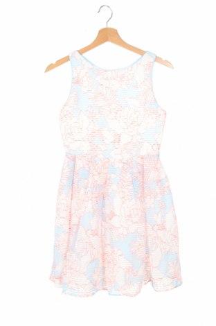 Детска рокля Jasper Conran, Размер 11-12y/ 152-158 см, Цвят Многоцветен, 69% вискоза, 31% полиамид, Цена 20,48лв.
