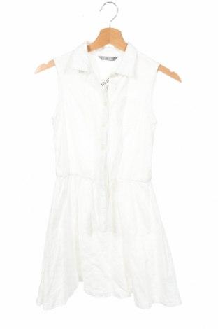 Παιδικό φόρεμα Kids By Lindex, Μέγεθος 11-12y/ 152-158 εκ., Χρώμα Λευκό, Βαμβάκι, Τιμή 16,89€