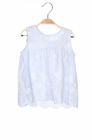 Παιδικό φόρεμα TWINSET, Μέγεθος 18-24m/ 86-98 εκ., Χρώμα Μπλέ, Βαμβάκι, Τιμή 39,89€