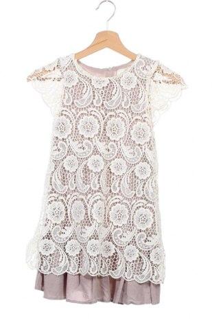 Παιδικό φόρεμα Zara, Μέγεθος 9-10y/ 140-146 εκ., Χρώμα Λευκό, Πολυεστέρας, Τιμή 13,81€
