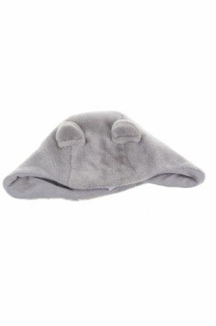 Παιδικό καπέλο Absorba, Χρώμα Γκρί, Πολυεστέρας, βαμβάκι, Τιμή 4,54€