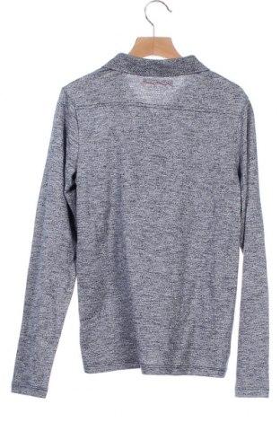 Детска спортна блуза Teddy Smith, Размер 12-13y/ 158-164 см, Цвят Сив, 50% памук, 50% полиестер, Цена 33,00лв.