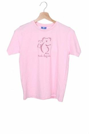 Παιδικό μπλουζάκι, Μέγεθος 11-12y/ 152-158 εκ., Χρώμα Ρόζ , Βαμβάκι, Τιμή 7,27€