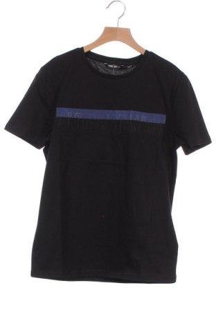 Παιδικό μπλουζάκι Antony Morato, Μέγεθος 13-14y/ 164-168 εκ., Χρώμα Μαύρο, Βαμβάκι, Τιμή 19,77€