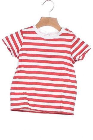 Παιδικό μπλουζάκι H&M, Μέγεθος 12-18m/ 80-86 εκ., Χρώμα Λευκό, Βαμβάκι, Τιμή 7,40€