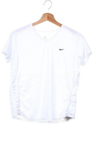 Παιδικό μπλουζάκι Nike, Μέγεθος My, Χρώμα Λευκό, Πολυεστέρας, Τιμή 14,29€