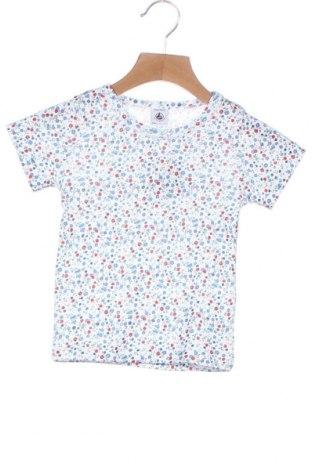 Παιδικό μπλουζάκι Petit Bateau, Μέγεθος 12-18m/ 80-86 εκ., Χρώμα Πολύχρωμο, Βαμβάκι, Τιμή 7,82€