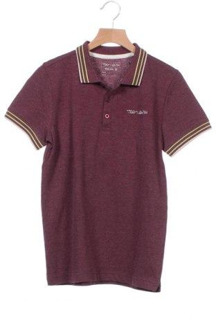 Παιδικό μπλουζάκι Teddy Smith, Μέγεθος 12-13y/ 158-164 εκ., Χρώμα Κόκκινο, 60% βαμβάκι, 40% πολυεστέρας, Τιμή 7,48€