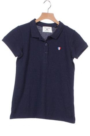 Παιδικό μπλουζάκι Teddy Smith, Μέγεθος 12-13y/ 158-164 εκ., Χρώμα Μπλέ, Βαμβάκι, Τιμή 7,18€
