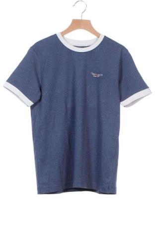 Παιδικό μπλουζάκι Teddy Smith, Μέγεθος 12-13y/ 158-164 εκ., Χρώμα Μπλέ, 60% βαμβάκι, 40% πολυεστέρας, Τιμή 7,18€