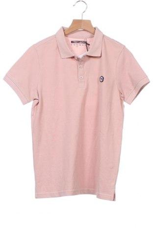 Παιδικό μπλουζάκι Teddy Smith, Μέγεθος 12-13y/ 158-164 εκ., Χρώμα Ρόζ , Βαμβάκι, Τιμή 7,48€