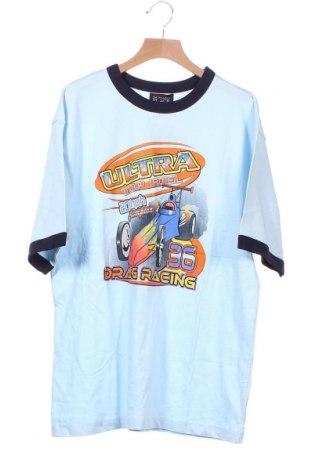 Παιδικό μπλουζάκι The Children's Place, Μέγεθος 13-14y/ 164-168 εκ., Χρώμα Μπλέ, Βαμβάκι, Τιμή 9,38€