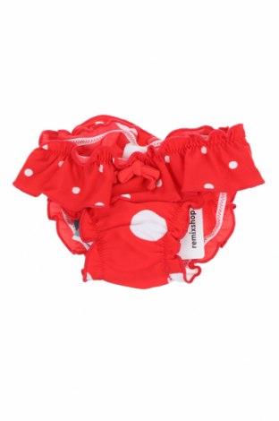 Μαγιό παιδικό Sanetta, Μέγεθος 6-9m/ 68-74 εκ., Χρώμα Κόκκινο, 80% πολυαμίδη, 20% ελαστάνη, Τιμή 10,82€