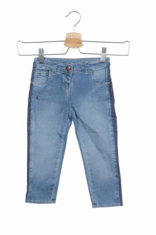 Παιδικά τζίν Chicco, Μέγεθος 12-18m/ 80-86 εκ., Χρώμα Μπλέ, 98% βαμβάκι, 2% ελαστάνη, Τιμή 8,84€