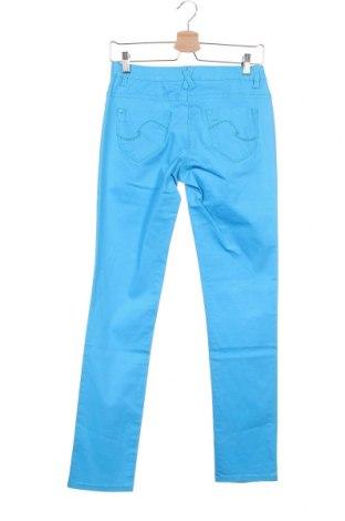Παιδικά τζίν Million X, Μέγεθος 14-15y/ 168-170 εκ., Χρώμα Μπλέ, 97% βαμβάκι, 3% ελαστάνη, Τιμή 10,04€