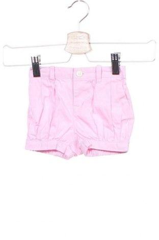 Παιδικό κοντό παντελόνι Ralph Lauren, Μέγεθος 3-6m/ 62-68 εκ., Χρώμα Ρόζ , Βαμβάκι, Τιμή 26,61€