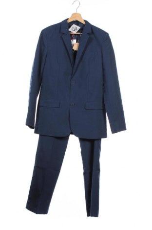 Dětský kostým  Arizona, Velikost 15-18y/ 170-176 cm, Barva Modrá, Polyester, Cena  1294,00Kč