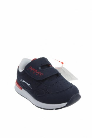 Детски обувки Balducci, Размер 21, Цвят Син, Еко кожа, текстил, Цена 44,25лв.