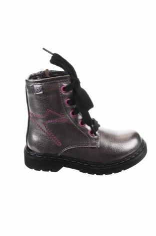 Παιδικά παπούτσια Balducci, Μέγεθος 25, Χρώμα Γκρί, Δερματίνη, Τιμή 13,52€