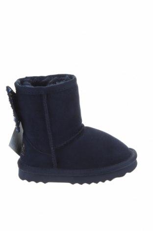 Παιδικά παπούτσια Oca-Loca, Μέγεθος 22, Χρώμα Μπλέ, Φυσικό σουέτ, Τιμή 25,27€