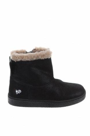 Παιδικά παπούτσια Primigi, Μέγεθος 26, Χρώμα Μαύρο, Φυσικό σουέτ, Τιμή 25,27€