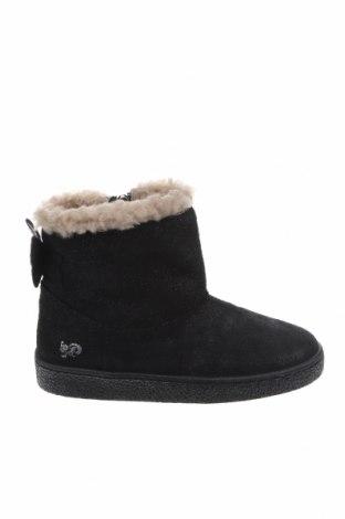 Παιδικά παπούτσια Primigi, Μέγεθος 25, Χρώμα Μαύρο, Φυσικό σουέτ, Τιμή 49,87€