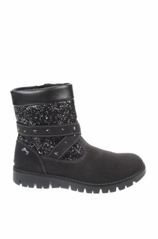 Παιδικά παπούτσια Primigi, Μέγεθος 36, Χρώμα Γκρί, Φυσικό σουέτ, κλωστοϋφαντουργικά προϊόντα, Τιμή 15,52€