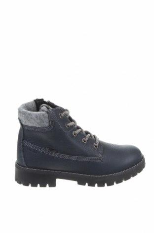 Παιδικά παπούτσια Primigi, Μέγεθος 32, Χρώμα Μπλέ, Γνήσιο δέρμα, Τιμή 34,41€