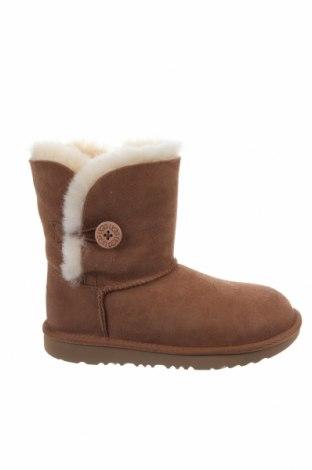 Παιδικά παπούτσια UGG Australia, Μέγεθος 33, Χρώμα  Μπέζ, Φυσικό σουέτ, Τιμή 111,73€