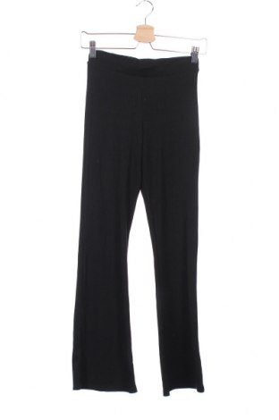 Παιδικό παντελόνι H&M, Μέγεθος 12-13y/ 158-164 εκ., Χρώμα Μαύρο, 61% πολυεστέρας, 34% βισκόζη, 5% ελαστάνη, Τιμή 9,29€