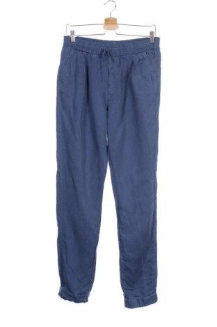 Детски панталон Marc O'Polo, Размер 15-18y/ 170-176 см, Цвят Син, 60% лиосел, 40% лен, Цена 46,31лв.