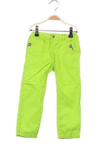 Παιδικό παντελόνι Mayoral, Μέγεθος 2-3y/ 98-104 εκ., Χρώμα Πράσινο, Τιμή 12,93€