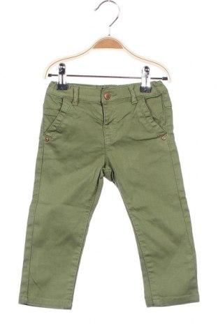 Παιδικό παντελόνι Mayoral, Μέγεθος 18-24m/ 86-98 εκ., Χρώμα Πράσινο, 98% βαμβάκι, 2% ελαστάνη, Τιμή 13,73€
