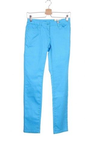 Παιδικό παντελόνι Million X, Μέγεθος 11-12y/ 152-158 εκ., Χρώμα Μπλέ, 97% βαμβάκι, 3% ελαστάνη, Τιμή 10,04€