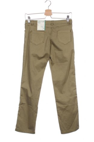 Παιδικό παντελόνι Million X, Μέγεθος 11-12y/ 152-158 εκ., Χρώμα Πράσινο, 98% βαμβάκι, 2% ελαστάνη, Τιμή 11,74€
