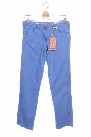 Παιδικό παντελόνι Million X, Μέγεθος 15-18y/ 170-176 εκ., Χρώμα Μπλέ, 98% βαμβάκι, 2% ελαστάνη, Τιμή 1,78€