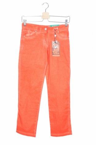 Παιδικό παντελόνι Million X, Μέγεθος 10-11y/ 146-152 εκ., Χρώμα Πορτοκαλί, 98% βαμβάκι, 2% ελαστάνη, Τιμή 10,64€