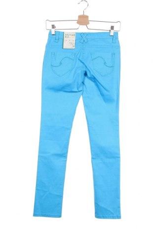 Παιδικό παντελόνι Million X, Μέγεθος 10-11y/ 146-152 εκ., Χρώμα Μπλέ, 97% βαμβάκι, 3% ελαστάνη, Τιμή 10,04€