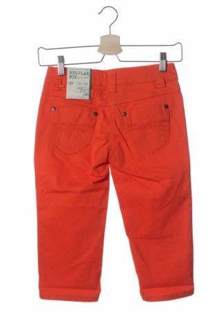 Παιδικό παντελόνι Million X, Μέγεθος 8-9y/ 134-140 εκ., Χρώμα Πορτοκαλί, 98% βαμβάκι, 2% ελαστάνη, Τιμή 10,64€