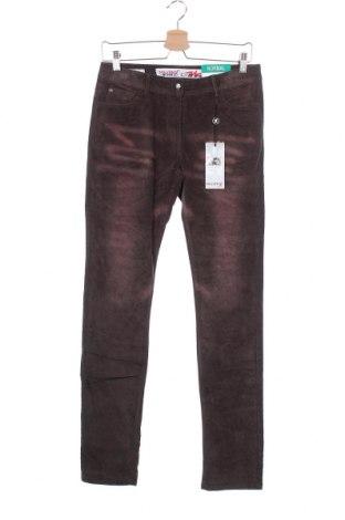 Dětské kalhoty  Million X, Velikost 14-15y/ 168-170 cm, Barva Zelená, 6% bavlna, 4% elastan, Cena  145,00Kč