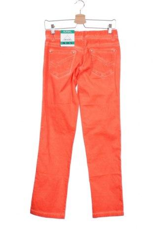 Παιδικό παντελόνι Million X, Μέγεθος 13-14y/ 164-168 εκ., Χρώμα Πορτοκαλί, 98% βαμβάκι, 2% ελαστάνη, Τιμή 10,64€