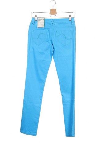 Παιδικό παντελόνι Million X, Μέγεθος 12-13y/ 158-164 εκ., Χρώμα Μπλέ, 97% βαμβάκι, 3% ελαστάνη, Τιμή 10,04€