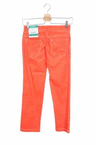 Παιδικό παντελόνι Million X, Μέγεθος 9-10y/ 140-146 εκ., Χρώμα Πορτοκαλί, 98% βαμβάκι, 2% ελαστάνη, Τιμή 10,64€